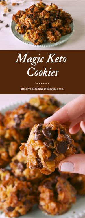 Magic Keto Cookies