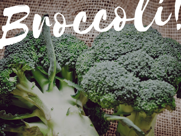 Broccoli is delicious? A recipe to convince the non believers