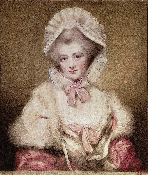 Lavinia, Countess Spencer, née Bingham