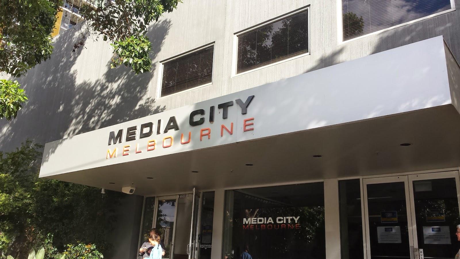 Media City, Melbourne