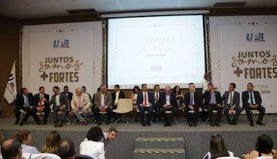 Eures RibeirEures Ribeiro é reeleito por aclamação presidente da UPBo é reeleito por aclamação presidente da UPB
