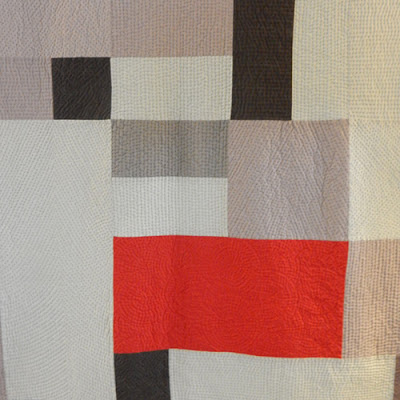 Louise Donovan - Hand Made Quilt - Gaza