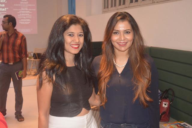 Roochika aggarwal & Deepika Krishna