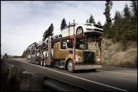 Volvo VAH model 600 auto hauler