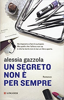 copertina un segreto non è per sempre Alessia Gazzola
