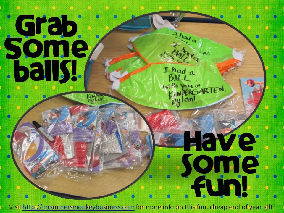 Mrs Miner S Kindergarten Monkey Business Fun Easy Inexpensive