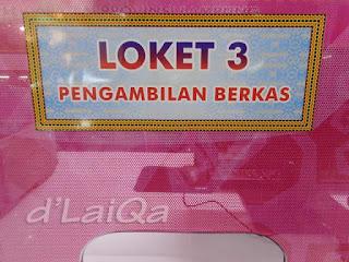loket 3 (pengambilan berkas)