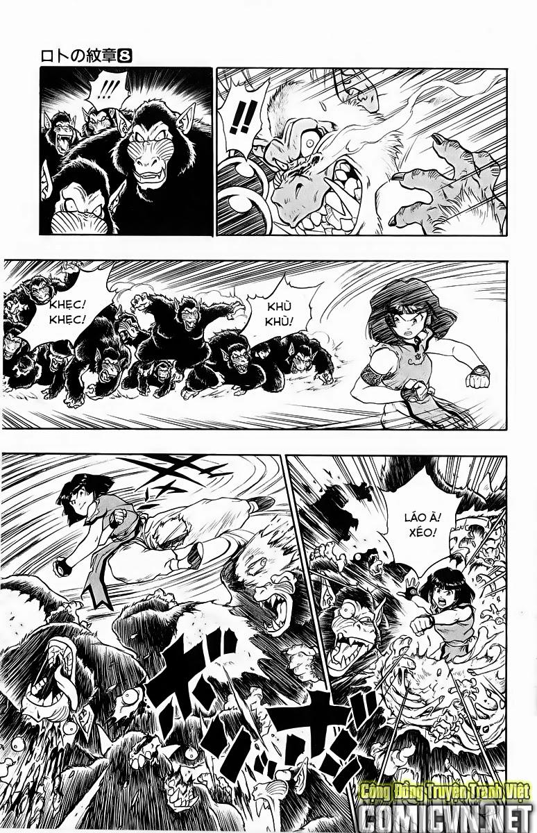 Dragon Quest: Emblem of Roto chapter 27 trang 27