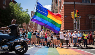 Gay Political Power Reaching Record as U.S. Attitudes Shift