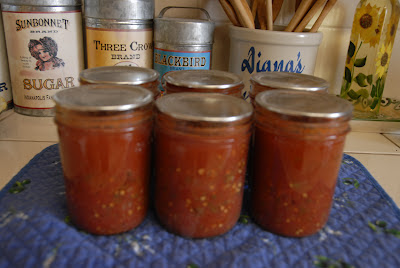 Homemade Salsa: LadyD Books