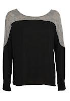 Bluza ZARA Mandel Black (ZARA)