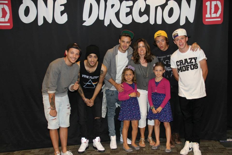 one direction nederland 2014 meet and greet