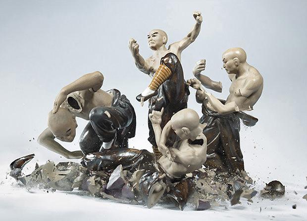 Фарфоровые статуэтки 5