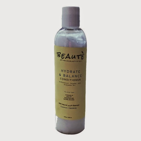 Beautè Organics Hydrate & Balance Conditioner