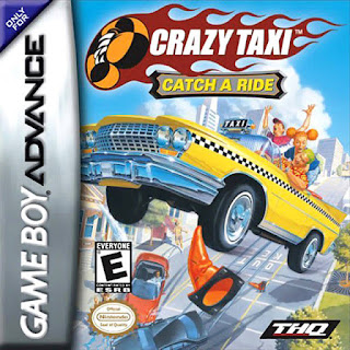 Rom de Crazy Taxi: Catch A Ride - PT-BR - GBA - Download