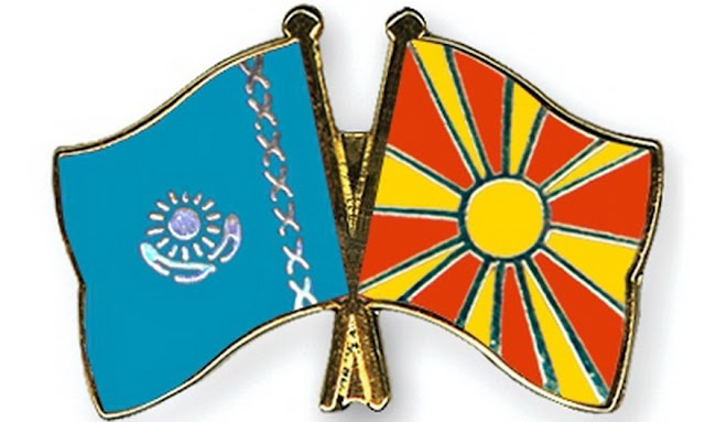 Kazakhstan and Macedonia keen on boosting economic cooperation