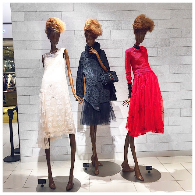Nordstrom Toronto Eaton Center Yorkdale Women's Fashion