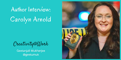 Author Interview: Carolyn Arnold