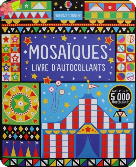 Mosaïques, éditions Usborne