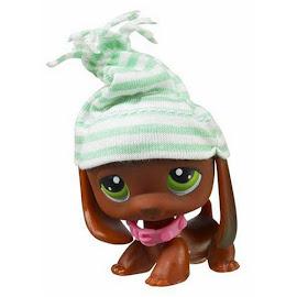 Littlest Pet Shop 3-pack Scenery Beagle (#77) Pet
