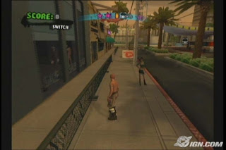 Tony Hawk's Project 8 (PS2) 2006