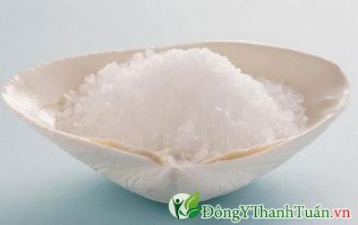 Sử dụng nhiều muối gây bệnh trào ngược dạ dày thực quản