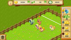 Game Pony Park Tycoon Android Free Apk