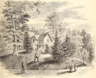 Gärtnerhaus am Südeingang, 1873