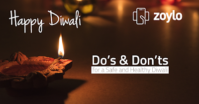 do's & dont's for a safe and happy diwali