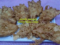 Resep Pisang Goreng Kipas Crispy Bunda Shanty Sushanty