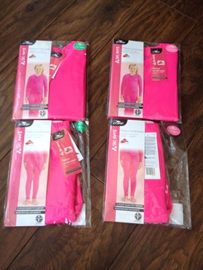 f551bc40da Don t forget to keep the little ones snug and warm too! I love the colour  of these Fleece underwear sets