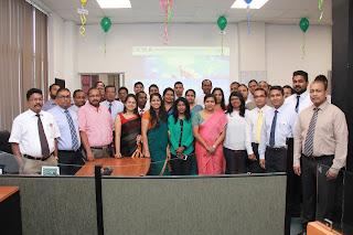 SAP Hybris Cloud launch Group Pic- Representatives ofJKOA, SGIT (JKOA's strategic SAP partner) and Itellegence (JKOA's implementation partner).