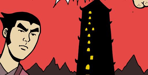 Lee Chul (bộ mới) phần 94: Toà tháp tử thần (2)