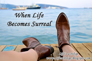 surreal life  life's a polyp