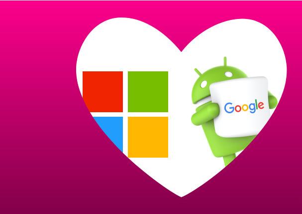 Google e Microsoft: pace fatta! HTNovo