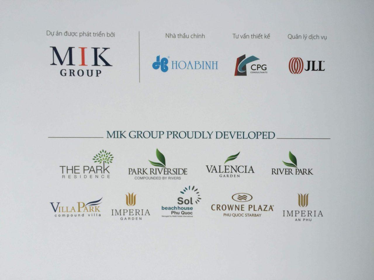 Chủ đầu tư dự án Imperia Sky Garden