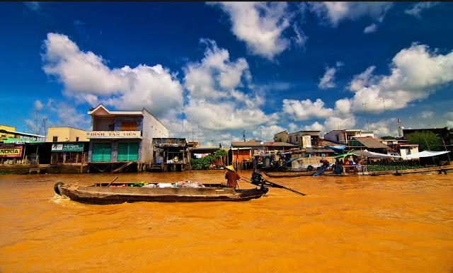 Mekong Delta, Cai Be, Vietnam, Flickr, CC, Luca Varisco
