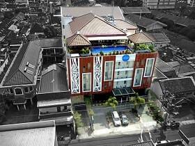 Dafam Hotel di Malioboro Jogja