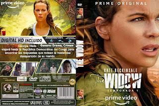 [SERIE AMAZON PRIME VIDEO] THE WIDOW – LA VIUDA – 2019 – TEMPORADA 1 – [COVER DVD]