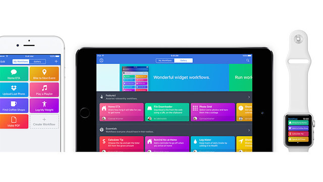 Workflow: Apple is snapping the automation tools