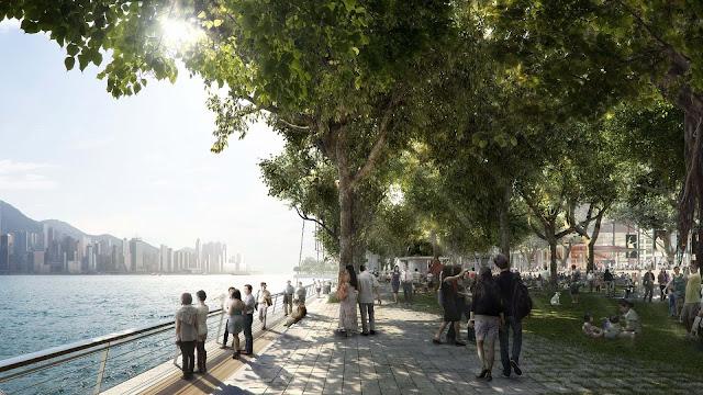 không gian sống tại Khai Sơn City