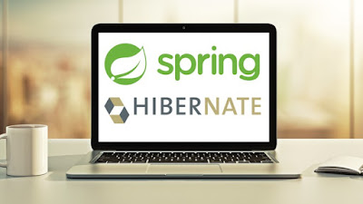 Free Courses to learn Spring and Hibernate Online