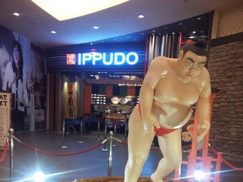 Penghormatan Ippudo  (Ramen Ayam) akan budaya Indonesia