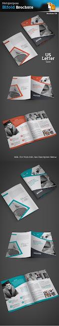 bifold, creative, business, brochure, corporate, professional, clean, modern,