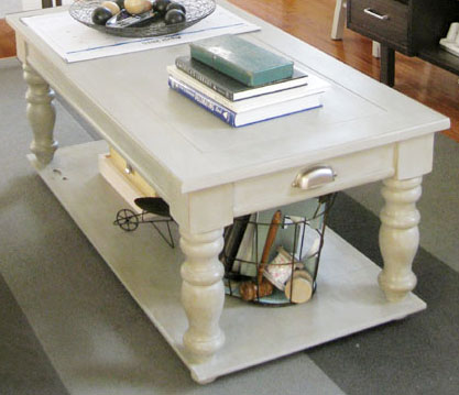 how to fix woobly feet on coffee table