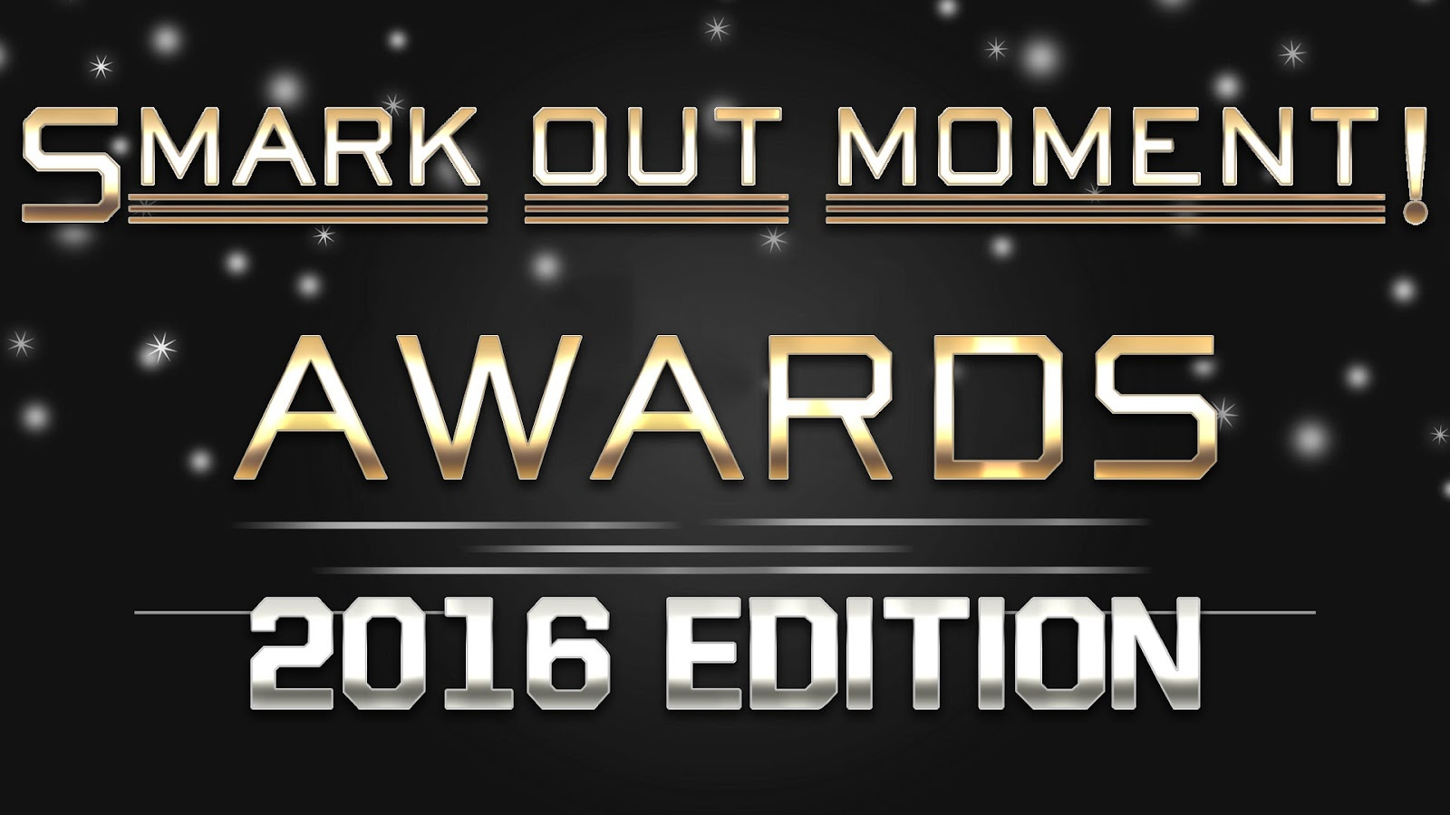 Smark Out Moment wrestling Smarky Awards 2016 Smarkies
