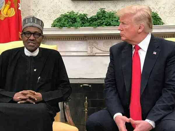 """Nigeria Has A Massive Reputation For Corruption"" — Trump"