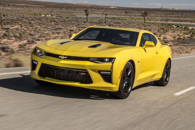 Chevrolet Camaro Ss Otomotif Cars News