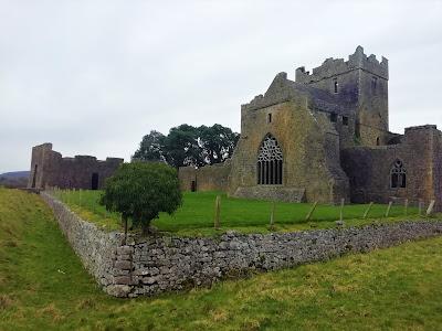Kilcooley Abbey, Tipperary, Ireland.