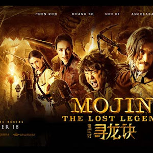 Mojin - The Lost Legend (2015)